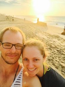 Post beach meditation, Cabo Mexico 2015