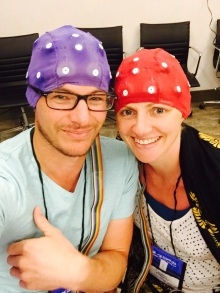 EEG testing pre-workshop
