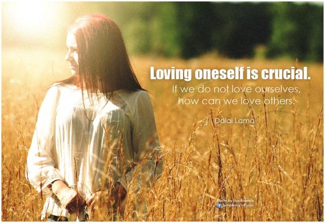 Loving oneself